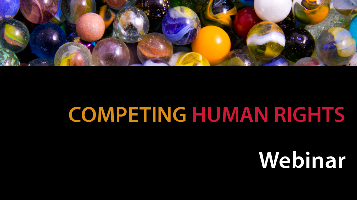 Competing Human Rights Webinar