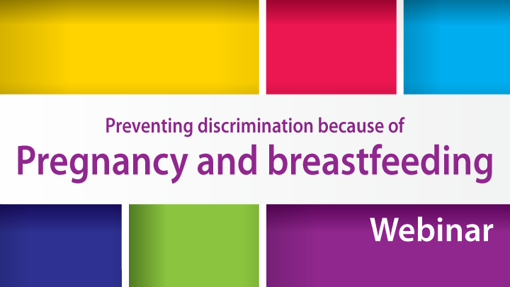 Pregnancy and Breastfeeding Webinar